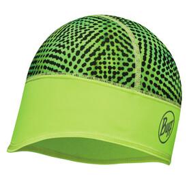 Buff Tech Fleece Solid Hat Yellow Fluor